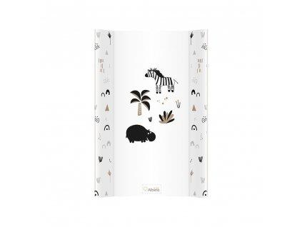 detska prebalovaci podlozka mekka albero mio zoo 71 x 50 cm