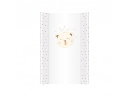 detska prebalovaci podlozka tvrda albero mio medvedi princezna 71 x 50 cm