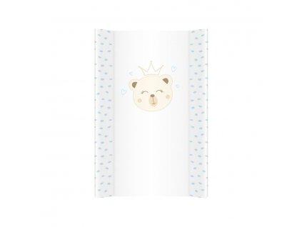 detska prebalovaci podlozka tvrda albero mio medvedi princ 71 x 50 cm
