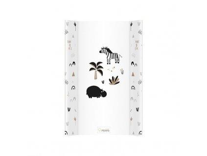 detska prebalovaci podlozka tvrda albero mio zoo 71 x 50 cm