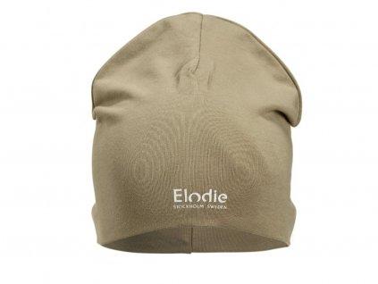 detska bavlnena cepice elodie details logo beanies 1 2 y warm sand