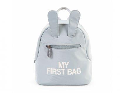 detsky batuzek childhome my first bag grey