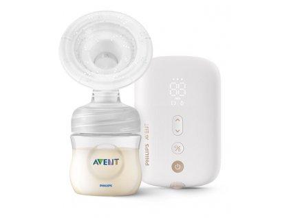 prsni odsavacka materskeho mleka philips avent premium elektronicka dobijeci