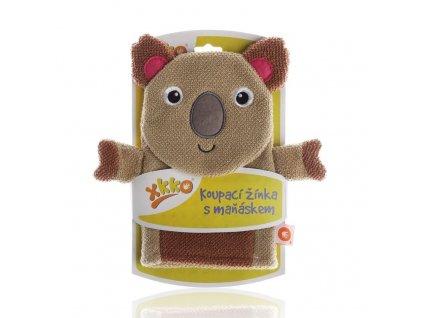 detska zinka s manaskem xkko bavlnena koala