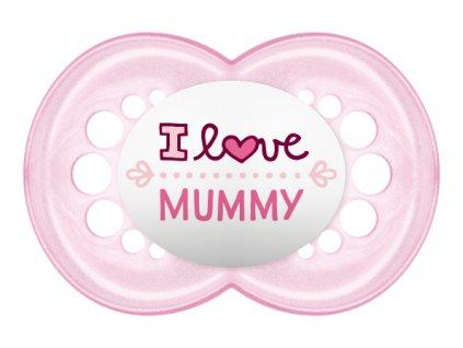 detske siditko mam love silikon 6 mesicu new mummy girl