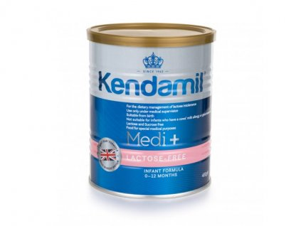 bezlaktozove mleko kendamil medi plus 0 12 mesicu 400 g