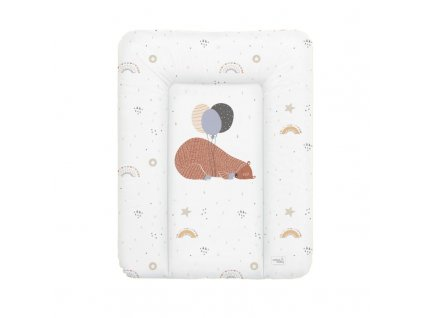 detska prebalovaci podlozka na komodu mekka ceba big bear 50 x 70 cm