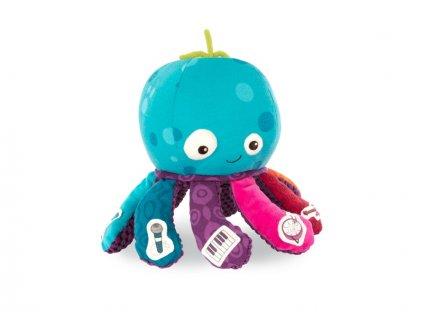 detska edukacni hracka b toys chobotnice jamboree hudebni