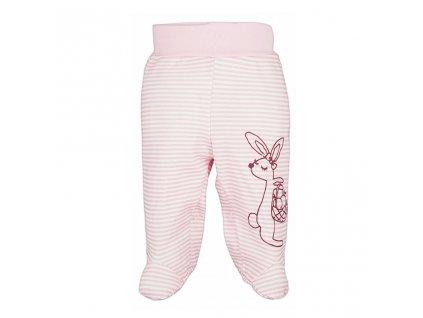 Kojenecké polodupačky Bobas Fashion Městečko růžové