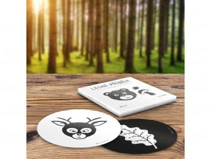 detske kontrastni karticky sofia baby lesni pribeh 3
