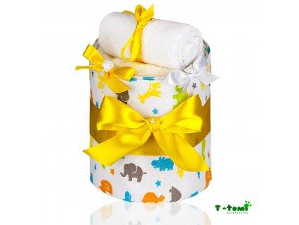 Plenkový dort T-Tomi Žirafa-malý