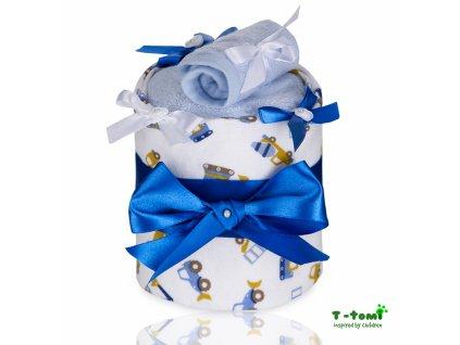 Plenkový dort T-Tomi Lux Bagr-malý