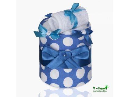 Plenkový dort T-Tomi Eco-Lux Kolečka-malý
