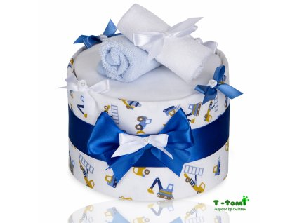 Plenkový dort T-Tomi Eco-Lux Bagr-velký