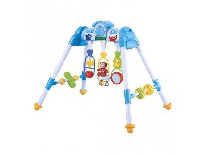Dětská hrající edukační hrazdička BAYO premium