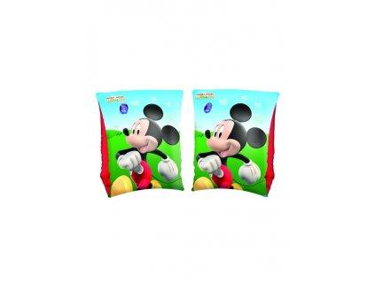 Dětské nafukovací rukávky Bestway Mickey