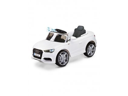Elektrické autíčko Toyz AUDI A3-2 motory white