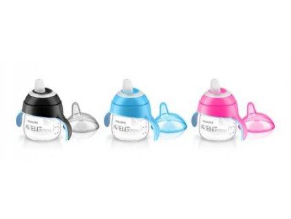 detsky hrnecek philips avent premium pro prvni dousky 200 ml cerna 5