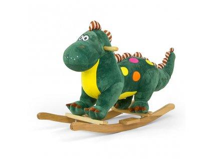 Dětská houpací hračka s melodií Dino