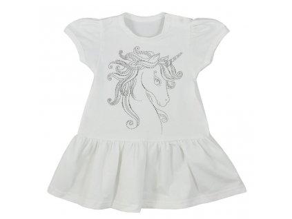 Kojenecké letní šaty Koala Unicorn Summer