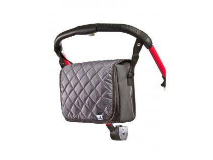 Taška na kočárek CARETERO Carry-on graphite