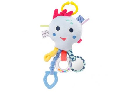 detska hracka na kocarek baby fehn color friends aktivity chobotnice