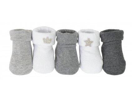 BAMBAM | Ponožky sada
