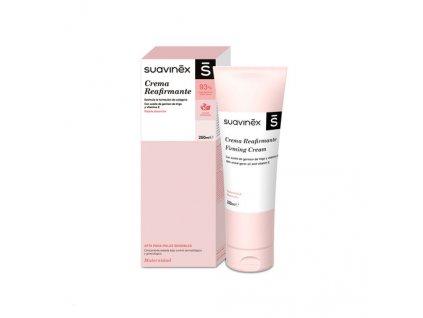Regenerační a zpevňující krém Suavinex - 250 ml