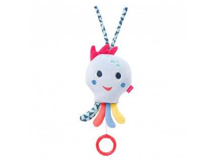 detska hracka na kocarek baby fehn color friends hraci chobotnice