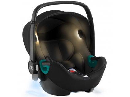 detska autosedacka britax romer baby safe isense space black