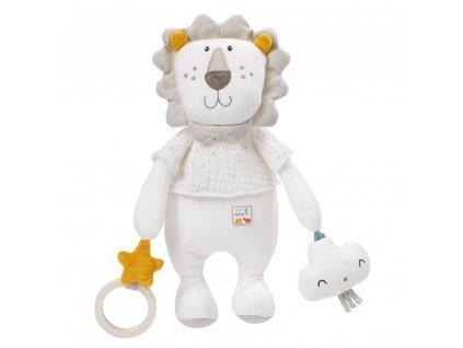 detska hracka na kocarek baby fehn aktivity lev