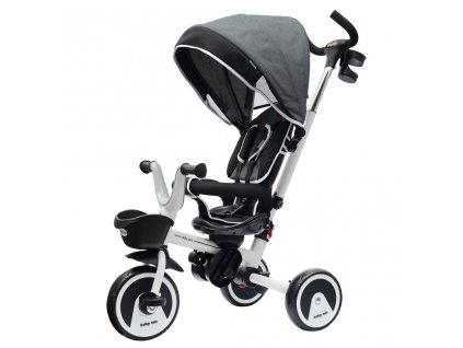 Dětská tříkolka Baby Mix 5v1 RELAX 360°