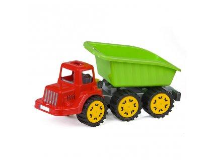 Dětské nákladní sklápěcí auto BAYO Chuck 49 cm