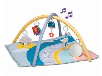 detska hraci deka taf toys mesicek s hrazdou