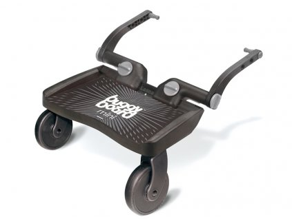 detske stupatko ke kocarku lascal buggyboard mini black label