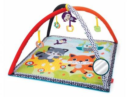 detska hraci deka infantino safari 3 v 1 s hrazdou