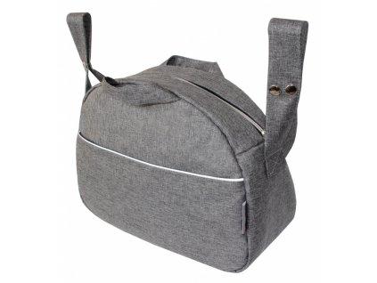 taska na kocarek emitex zita oxford stredne seda
