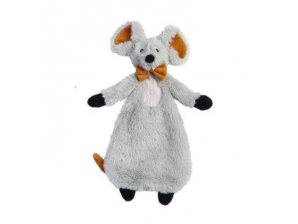 Dětská hračka Happy Horse přítulka myška Misty