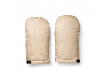 rukavice na kocarek elodie details stroller mittens pure khaki