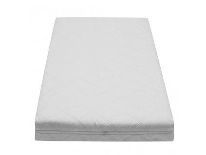 Dětská matrace New Baby BIBI KLASIK 120x60x10 kokos-molitan-kokos bílá