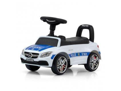 Dětské odrážedlo Mercedes Benz AMG C63 Coupe Milly Mally