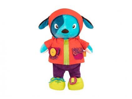 detska edukacni hracka prevlekaci pejsek b toys woofer