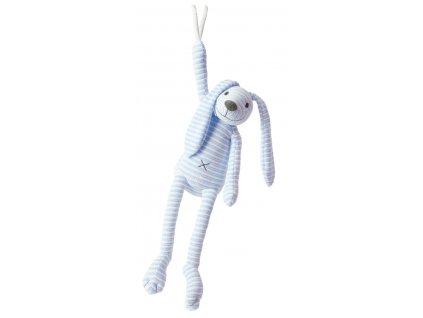 Dětská hračka Happy Horse hudební králíček Reece velikost: 34 cm