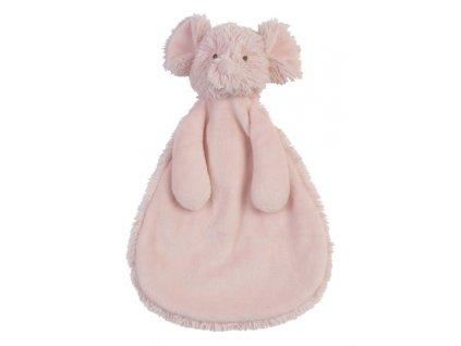 Dětská plyšová hračka Happy Horse myška Marin přítulka velikost: 25 cm