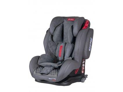 detska autosedacka coletto sportivo only isofix new 9 36 kg seda