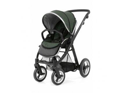 sportovni detsky kocarek babystyle max black olive green