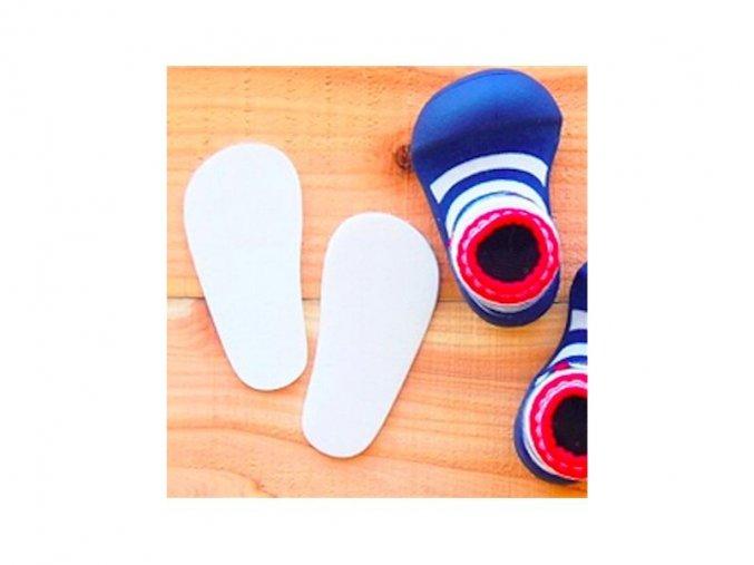 vlozky do bot attipas velikost s