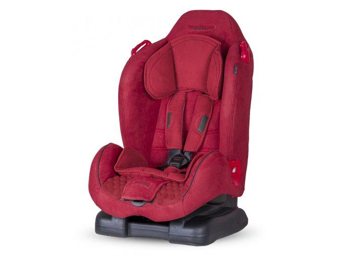 detska autosedacka coletto santino 9 25 kg cervena