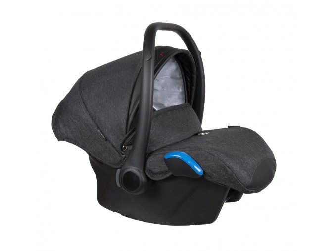 detska autosedacka coletto kite 0 13 kg black