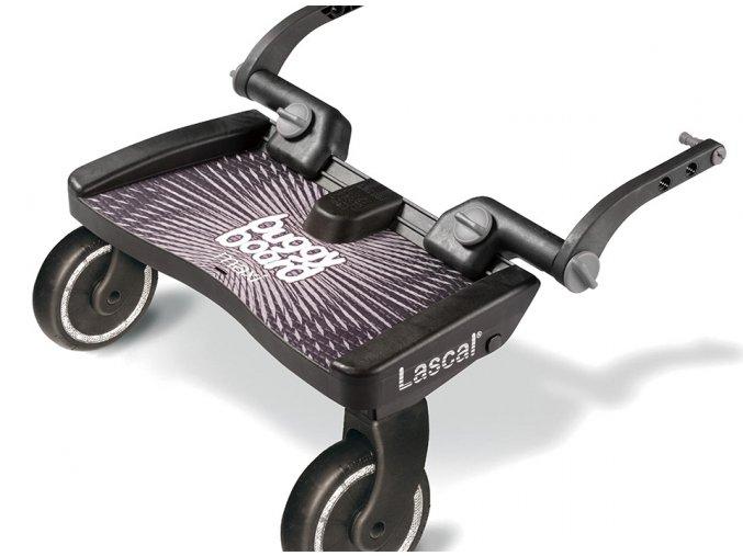 detske stupatko ke kocarku lascal buggyboard maxi cerna